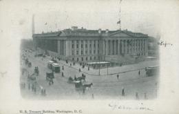 US WASHINGTON DC / U.S Treasury Building / - Washington DC