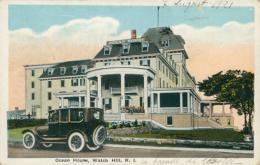 US WATCH HILL / Ocean House / CARTE COULEUR - Etats-Unis