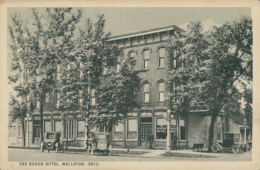 US WELLSTON / The Rogan Hotel / - Etats-Unis