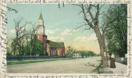 US WILLIAMSBURG / Duke Of Gloucester Street / CARTE COULEUR - NY - New York