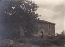 Photo Juin 1916 GUSSAINVILLE (près Etain) - Quartier Allemand (A142, Ww1, Wk 1) - France