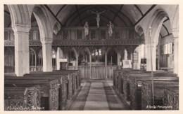 MULLION CHURCH INTERIOR - England
