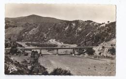 CPSM ALGERIE - FRANCIS GARNIER - Pont De L'Oued Mersa - TB PLAN EDIFICE Sur Cours D'eau - Other Cities