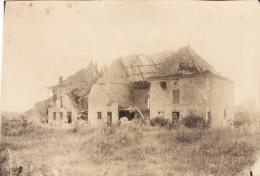 Photo Juin 1916 BRAQUIS (près Etain) - Une Fabrique (A142, Ww1, Wk 1) - France
