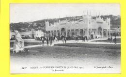 CPA Alger  **  Foire Exposition La BRASSERIE 1922 ** Jouve Phot - Algeria