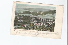BADEN VOM SCHARTENFELS GESEHEN 604     1904 - AG Argovie