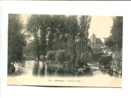 CP - MONTIGNY (78) VUE DU PONT - Montigny Le Bretonneux