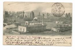 AZERBAIJAN -bacu-Carte  A Dos Simple Precurseur 1903 ? - Azerbaïjan