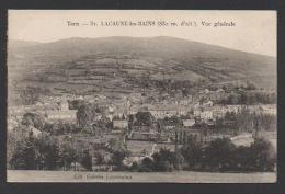 DF / 81 TARN / LACAUNE-LES-BAINS / VUE GENERALE - France