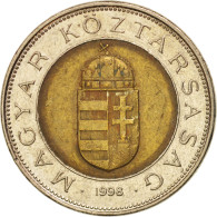 Hongrie, 100 Forint, 1998, Budapest, TTB, Bi-Metallic, KM:721 - Hongrie