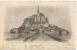 Le Mont Saint Michel 1902. - Le Mont Saint Michel