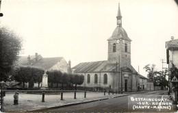 BETTAINCOURT SUR ROGNON - L'église. - Unclassified