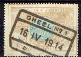 Gheel  - 1914 - 1895-1913