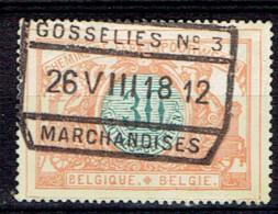 Gosselies Marchandises  - 1912 - 1895-1913