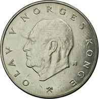 Monnaie, Norvège, Olav V, 5 Kroner, 1978, TTB, Copper-nickel, KM:420 - Norvège
