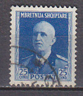 K1744 - ALBANIA Yv N°263 - Albania
