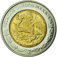 Monnaie, Mexique, Peso, 2004, Mexico City, TTB+, Bi-Metallic, KM:603 - México