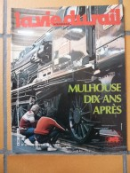 Vie Du Rail N° 1815 1981 Mulhouse Musée Ettore Bugatti Ladakh  Landry  Transmanche - Trains