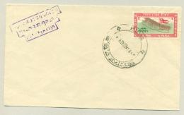 Nepal - 1959 - 6 Paisa Stamp On FDC (I Think) - Nepal