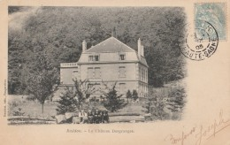 CPA Raddon Le Château Desgranges - Andere Gemeenten