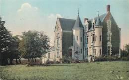 France - 79 - Saint-Varent - Le Château De La Brosse - Couleurs - France