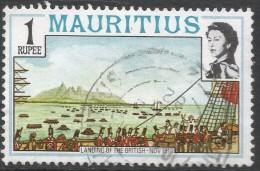 Mauritius. 1978 Definitives. 1r Used. SG 539A - Mauritius (1968-...)