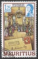Mauritius. 1978 Definitives. 1r25 Used. SG 541B - Mauritius (1968-...)