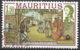 Mauritius. 1978 Definitives. 1r50 Used. SG 542A - Mauritius (1968-...)