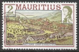 Mauritius. 1978 Definitives. 2r Used. SG 543A - Mauritius (1968-...)