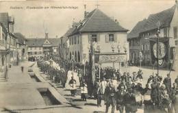ROSHEIM - Prozession Am Himmelfahrtstage. - France