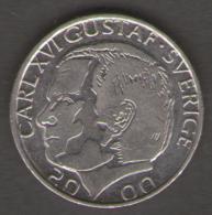SVEZIA 1 KR 2000 - Svezia