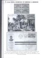HISTORIA AEROPOSTAL DE CHARLES AUGUSTUS LINDBERGH PILOTO DE CORREO AEREO LIBRO DE ALGERIO NONIS 64 PAGINAS - Correo Aéreo E Historia Postal