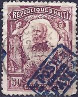 Haïti 1904 - President Pierre Nord-Alexis ( Mi 86 II  - YT 89A ) - Haiti