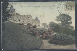 CPA 60 - Liancourt, Château Latour - Vue Sur Les Rochers - Liancourt