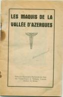 LES MAQUIS D'AZERGUES - Geschiedenis