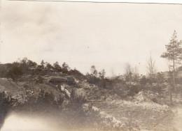 """Photo Mars 1915 TAHURE-""""Neustadt"""" (Sommepy-Tahure) - Un Camp Allemand (A142, Ww1, Wk 1) - Non Classés"""