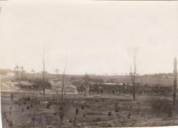"""Photo Mars 1915 TAHURE-""""Neustadt"""" (Sommepy-Tahure) - La Dormoise, Un Camp Allemand (A142, Ww1, Wk 1) - Non Classés"""