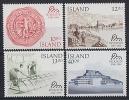 ISLANDE 1986 - Bicent De Reykjavik - 4v Neuf ** (MNH) - Islande