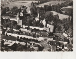 - CPSM - 16 - VERTEUIL - Vue Aérienne Du Château - 247 - Autres Communes