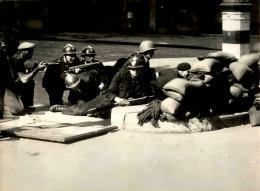 Libération De Paris (Aout 1944) - Tirage Photo Originale - 24 (L) X 18 (H) - Au Coeur De L´histoire - A Voir - Lot 15643 - Guerra, Militares