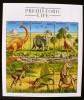 OUGANDA PREHISTORIC LIFE Animaux Prehistoriques, Prehistorics Animals  (feuillet 6 Valeurs)°**  MNH Neuf Sans Charniere - Prehistorics