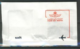Royal Air Maroc - Sachet  Sel - Salt - Otros