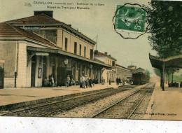 CAVAILLON  La Gare - Cavaillon