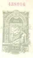 DESNUDO PROVINCIA DE BUENOS AIRES PAPEL  ACTUACION JUDICIAL AÑO 1894 FISCAUX EROTIQUE EROTICA SEINS SENOS RARE TOP ITEM - Historical Documents