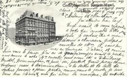 LEEDS : Great Northern Station Hotel - 1912 - Leeds