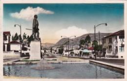 Ecuador Quito Avenida 12 de Octobre y Monumento al General Artig