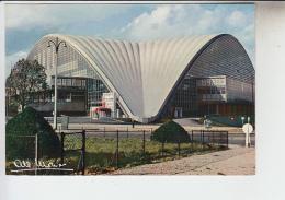 RT28.976 PARIS.  SIGNEE ALBERT MONIER PLACE DE LA DEFENSE.LE PALAIS DES EXPOSITIONS. - Altri Monumenti, Edifici