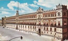 Mexico Palacio National Mexico City 1961