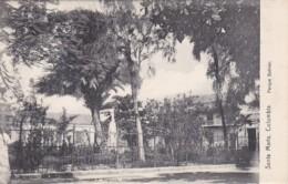 Colombia Santa Maria Parque Bolivar