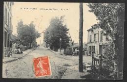 FIN D'OISE Avenue Du Pont (ELD) Yvelines (78) - Frankreich